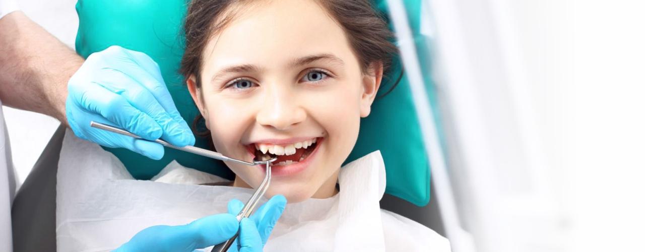 Лечение десен детям