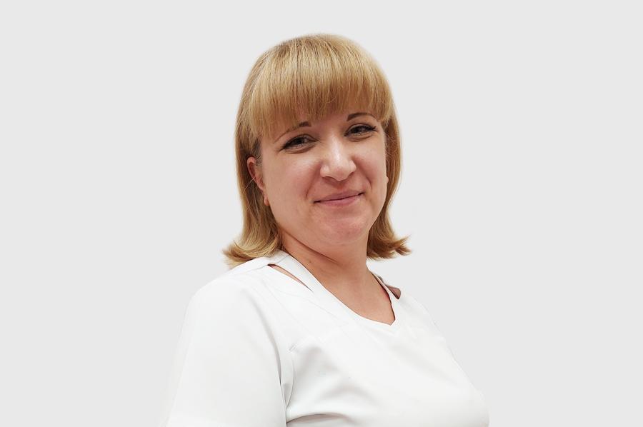 Лисунова Анна Геннадиевна